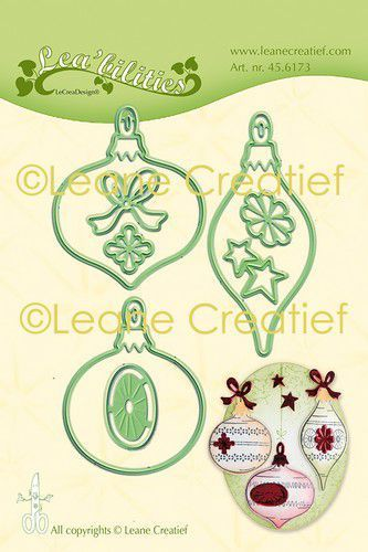 Leane Creatief Lea'bilities Stans - christmas ornaments