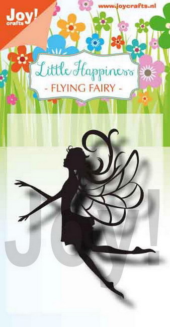 Joy Clearstamp - flying fairy