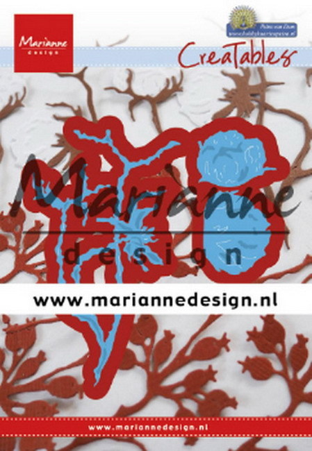 Creatables Marianne Design - Petra's Cotton
