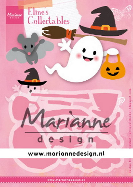 Collectables Marianne Design - Eline's Halloween