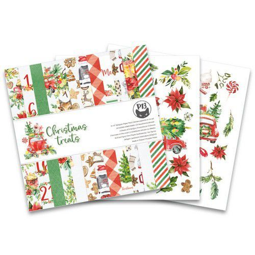 Paper Pad Piatek - Christmas Treats