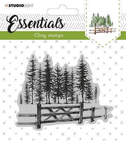 Studio Light Essentials Cling Stamp 11
