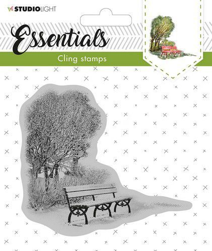 Studio Light Essentials Cling Stamp 12
