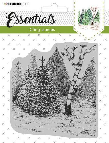 Studio Light Essentials Cling Stamp 14