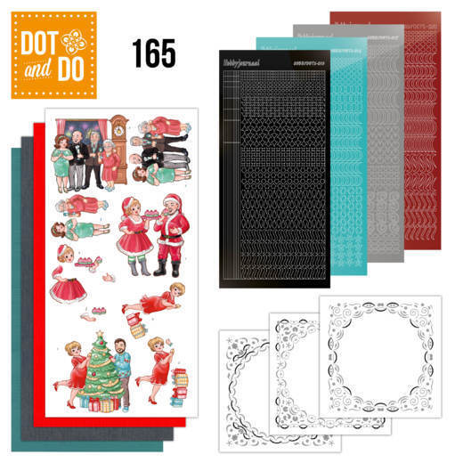 Dot & Do Hobbydots Pakket - family time