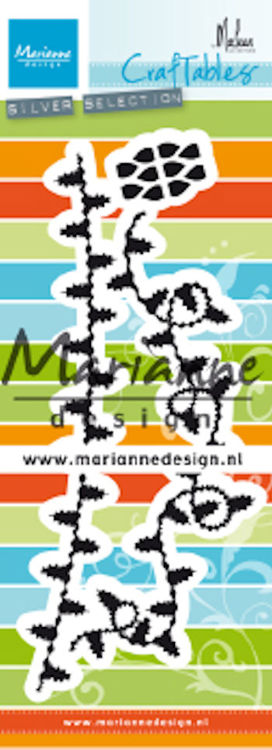 Craftables Marianne Design - By Marleen - kerstlampjes
