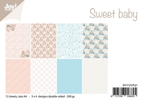 Joy Paper Pack - Sweet Baby