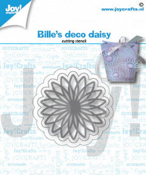 Joy Stans - Bille's deco daisy