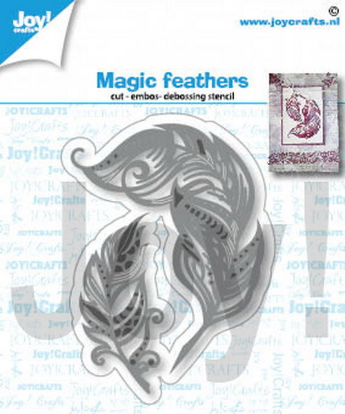 Joy Stans - magic feathers