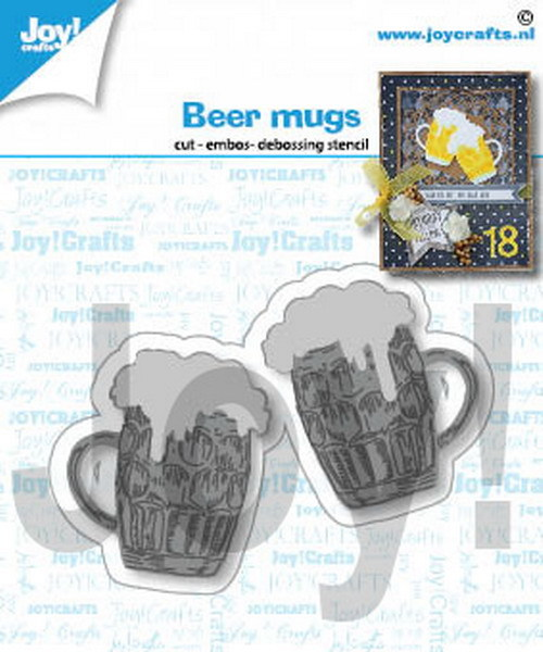 Joy Stans - beer mugs