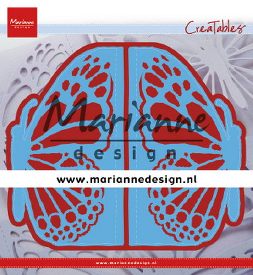Creatables Marianne Design - Folding Die - butterfly