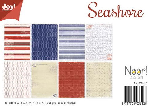 Joy Paper Pack - Seashore