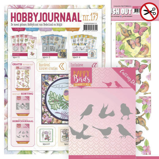 Hobby Journaal 179 Set
