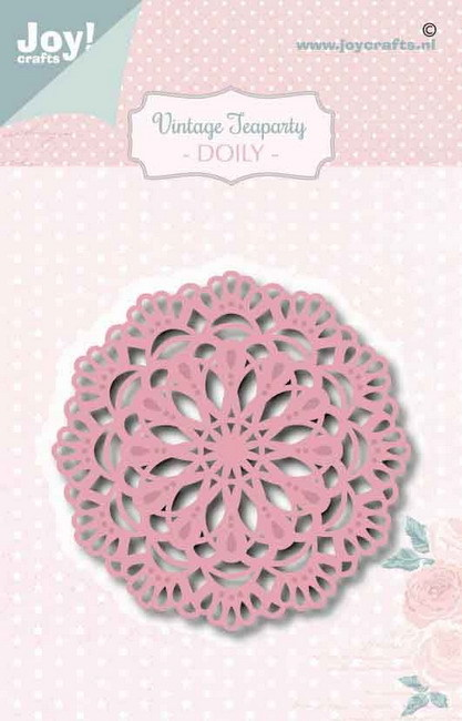 Joy Stans - Vintage Tea Party - doily