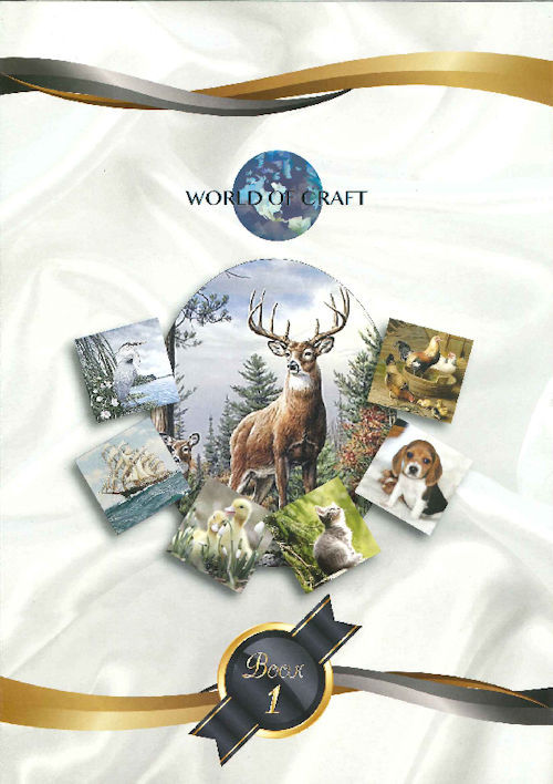 Knipvellenboek World of Craft 1