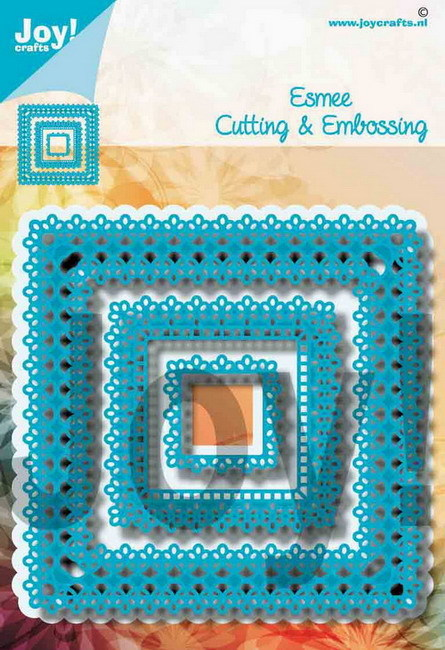 Joy Cutting & Embossing Stans - Esmee