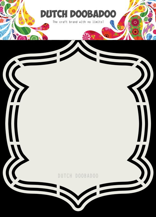 Dutch Doobadoo Shape Art - Gabriella A5
