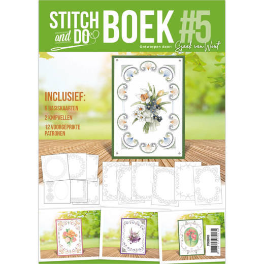 Stitch and Do Boek nr. 5