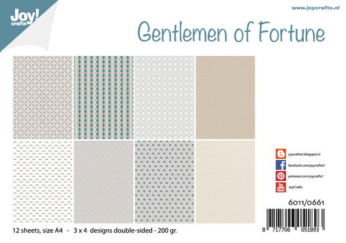 Joy Paper Pack - Gentlemen of Fortune