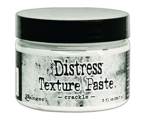 Ranger Distress Texture Paste - crackle