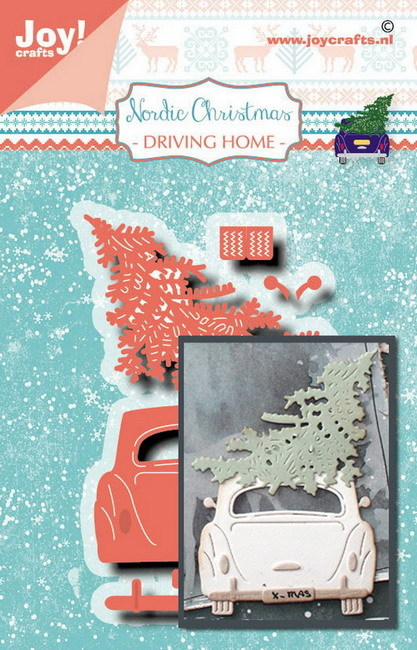 Joy Stans - Nordic Christmas - driving home