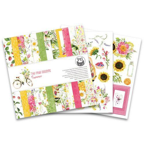 Paper Pad Piatek - The Four Seasons Summer