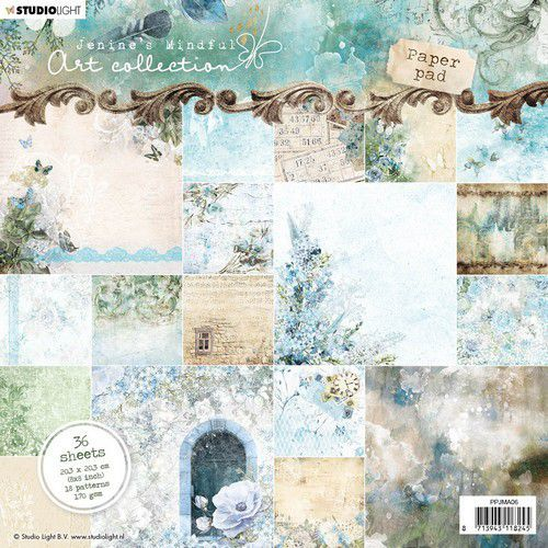 Paper Pad Studio Light - Jenine's Mindful Art 4.0 nr. 06