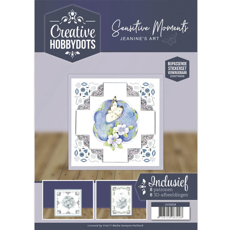 Creative Hobbydots - Jeanine's Art - Sensitive Moments