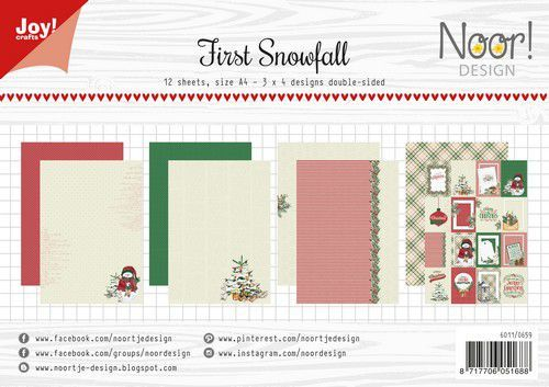 Joy Paper Pack - First Snowfall