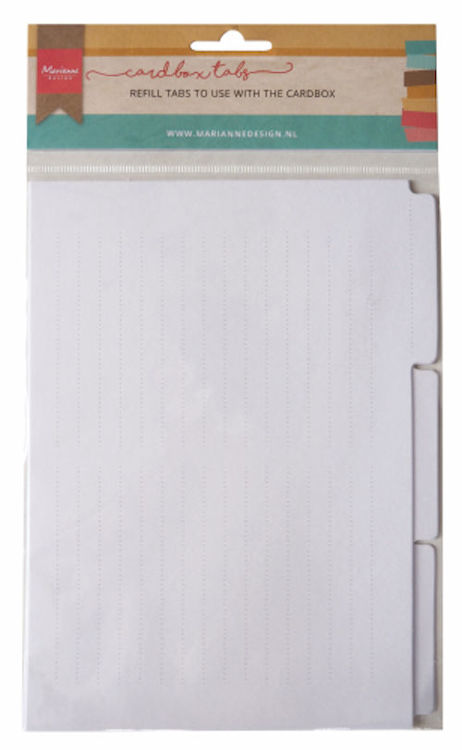 Marianne Design Cardbox Tabs