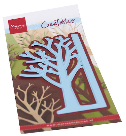 Creatables Marianne Design - gate folding tree