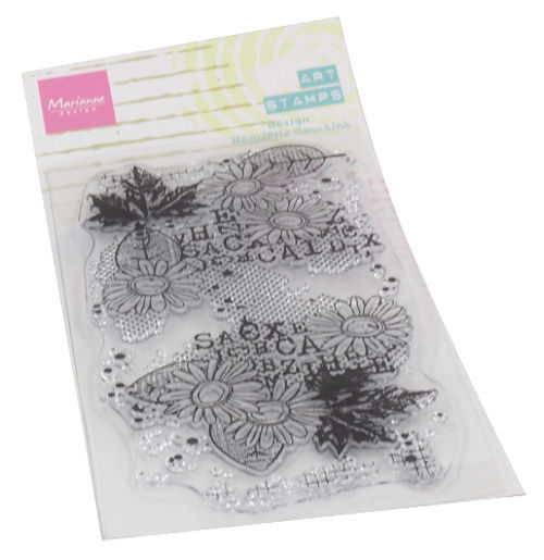 Marianne Design Art Stamps - bloemen