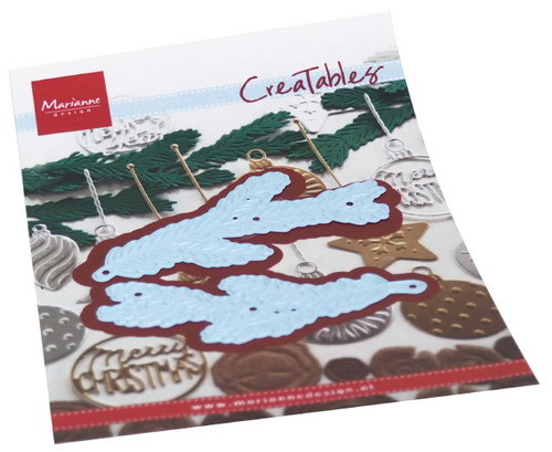Creatables Marianne Design - pine branch set