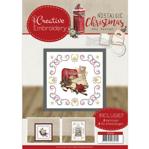 Creative Embroidery Amy Design - Nostalgic Christmas