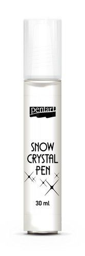 Pentart Snow Crystal Pen
