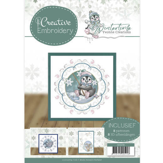 Creative Embroidery - Yvonne Creations - Winter Time