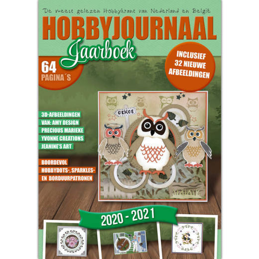 Hobby Journaal Jaarboek 2020/2021