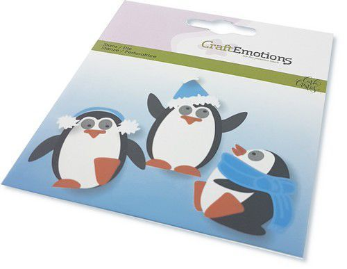 Craft Emotions Stans - pinguin