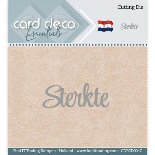 Card Deco Stans - sterkte