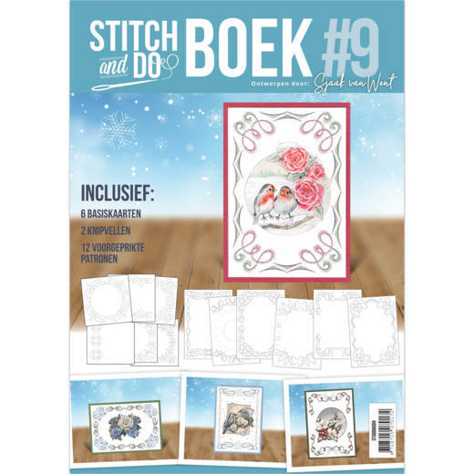 Stitch and Do Boek nr. 9
