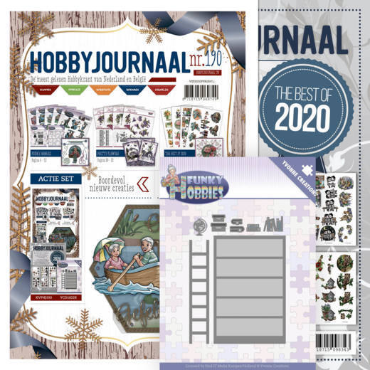 Hobby Journaal 190 - Complete Set