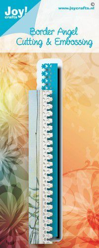 Joy Cutting & Embossing Stans - border Angel