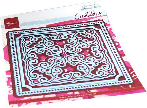Creatables Marianne Design - Anja's Square XL