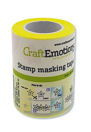 Craft Emotions Stamp Masking Tape