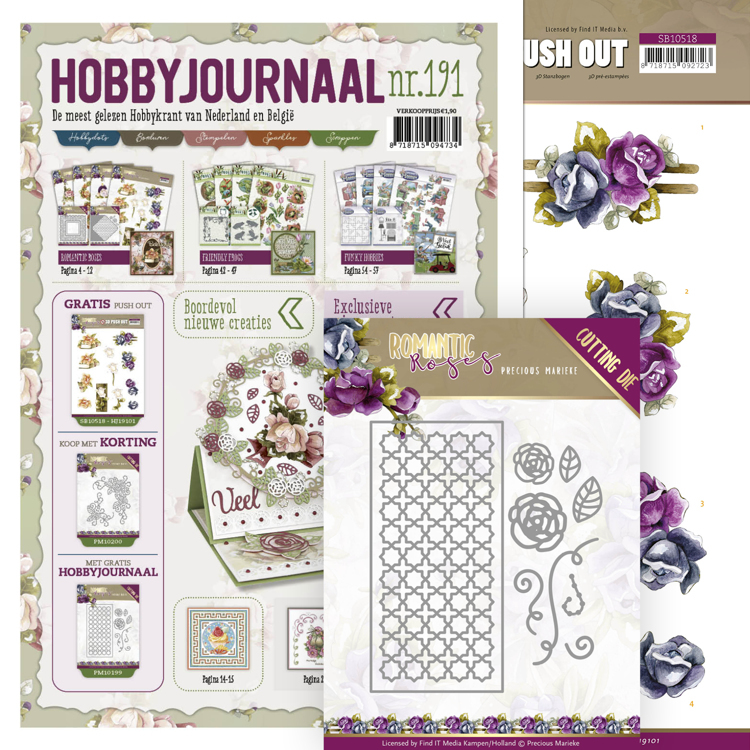 Hobby Journaal 191 Set