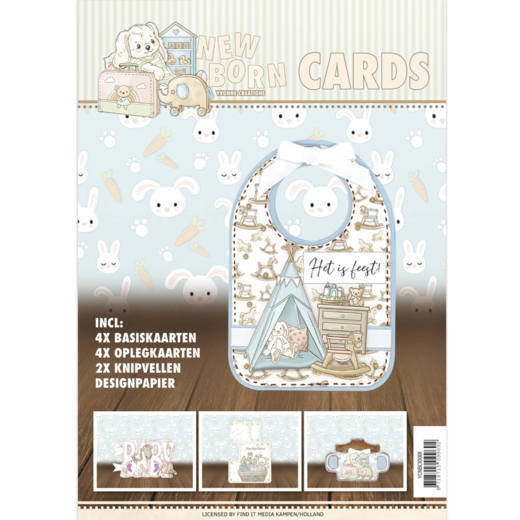 Boek Cards - New Born