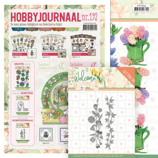 Hobby Journaal 192 Set