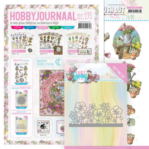 Hobby Journaal 193 Set