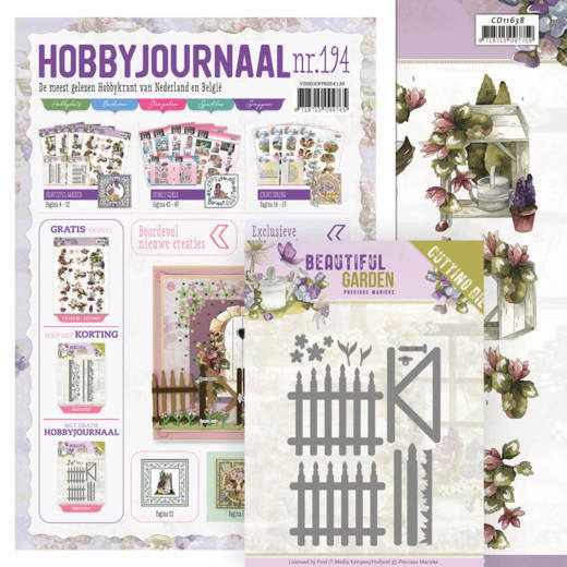 Hobby Journaal 194 Set