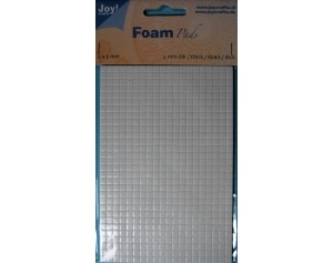 Joy Foam Pads - dikte 2 mm.